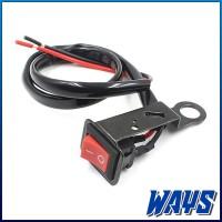 Saklar Switch On Off Braket Breket Spion Lampu Sorot Tembak Motor