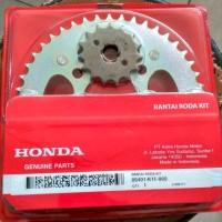 Gear Set Rantai Honda Cb150R Original Ahm