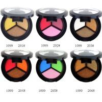Stok Terbatas 💕Palet Eyeshadow Warna Nude / Mutiara / Coklat /