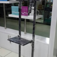 Bracket Standing Tv Led Lcd Portable Portabel Stand Hingga 50 Inchi Br