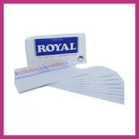Promo Amplop Putih Polos Royal Jaya 104 Ukuran 10Cm X 15.5Cm