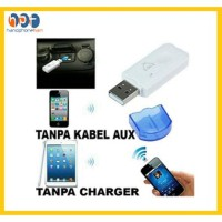 TERBARU USB Wireless Dongle USB Bluetooth Audio Receiver