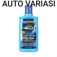 Waxco Glass Clean Polish 200ml