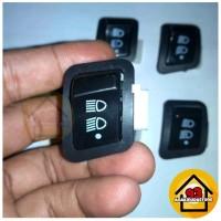 Saklar Dim Lampu Depan Utama Motor Switch On off Saklar dimmer L