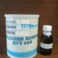Silicone Rubber RTV 683 1 Kg onderdil murah