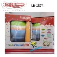 Lusty Bunny Food Processor Perasan Jeruk set LB-1374 DUS