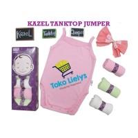 Kazel Tanktop Jumper Girl Kaos Anak Cewek Bayi Perempuan