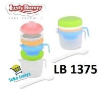 LUSTY BUNNY BABY FOOD MAKER PERASAN JERUK SET LB-1375