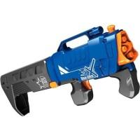tembakan blaze storm soft bullet gun mirip NERF tembakan