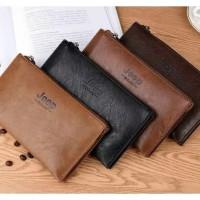 Dompet Pria / Dompet Kulit / Clutch Bag JEEP / Handbag Kulit Pria