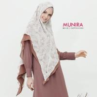 Jilbab khimar instan munira MH 26 Original - khimar syari pet antem