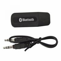Bluetooth Wireless Audio Receiver Stereo Speaker Aux 3.5mm USB Power