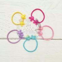 Karet Ikat Rambut Hair Band Anak Candy Mickey Disney Motif Aksesoris