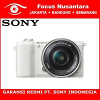 SONY Alpha A5100 Kit 16-50mm f/3.5-5.6 OSS (White)