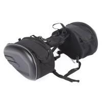 Tas Motor Touring Side Saddle Bag Tas Samping Besar Kuat Bagus Helm