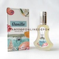 Parfum Bin Ali Spray Aroma Vanilla 35ml 35 ml