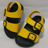 Baby Shoes Gesper 6-18 Bulan Sandal Gunung Anak S18-23 Yumeida