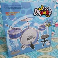 Mainan Jazz Deumz Mini  mainan Big Band Drumz