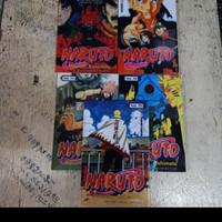Komik Naruto Bebas Pilih Vol 68, 69, 70, 71, 72