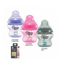 Tommee Tippee Close To Nature Bottle 150ml/5oz / Botol Susu