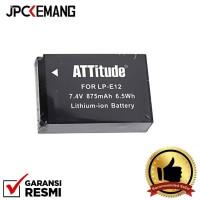 ATTitude LP-E12 Battery for Canon