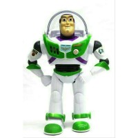 Mainan Anak Toy Story 4 Buzz Lightyear Light Year Robot Jalan Diskon