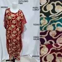 Daster Jumbo Premium Baju Tidur Lowo Kelelawar PM 6