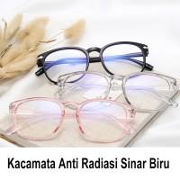 Kacamata Anti Radiasi Fashion pria wanita Komputer Korea