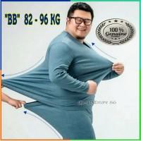 Long John Pria BIG SIZE JUMBO | Long Jhon Import Pakaian Musim Dingin