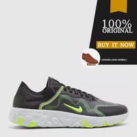Sepatu Running Original Sepatu Nike Renew Lucent - Black/Volt