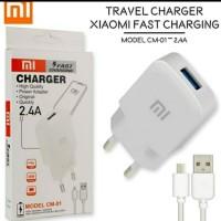 charger xiaomi berkwalitas suport semua type hp/ tab colokan micro usb