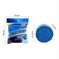Sabun Pembersih Toilet 50 Gram Biru Tablet