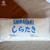 Wet Shirataki Blue - 200g (Mie Shirataki Biru)