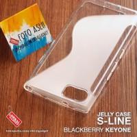 Soft Jelly Case Blackberry Keyone Key1 Key 1 One Softcase Casing Cover
