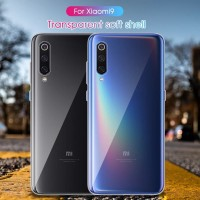 CASE XIAOMI MI9 MI 9 ULTRATHIN TRANSPARANT JELLY CASE