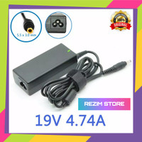 Adaptor Charger Cas Laptop Samsung SF Series 19v 4.74a pin Central