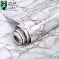 Wallpaper marble 45 cm x 10 mtr ~ Wallpaper sticker dinding