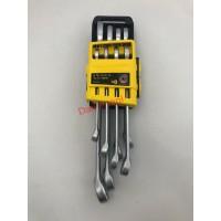 Kunci Ring Pas STANLEY Set 8 Pcs 8-19mm / Combination Wrench