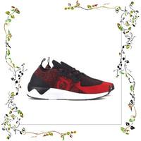 Sepatu Lari Running Ortuseight Radiance Black Red Navy Original Ortu
