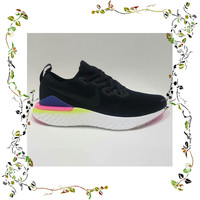 Nike Epic React 2 Black Blue Pink Made in Vietnam Premium Quality