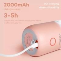 GET CASHBACK [PEEKABOO] Blender Portable Vitamer 350 ml Murah Original
