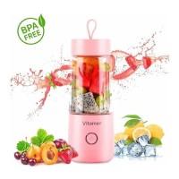 GET CASHBACK VITAMER BLENDER PORTABLE 350ML ORIGINAL Blender Juice