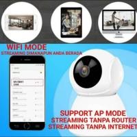 GET CASHBACK V380 IP CAMERA MINI 2MP FULL HD 1080P WIRELESS CCTV WIFI