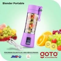 GET CASHBACK Blender Portable Rechargeable Juice cup Mini Alat pembuat