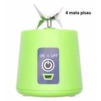 GET CASHBACK Juice Cup Blender Mini Portable / USB Blender Portable