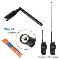 Nagoya NA-774 Antena HT Cina Dual Band 12cm Baofeng Pofung NA774
