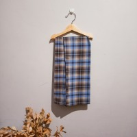 Sarung Anak Instant Model Rok Bukan Celana - Warna Biru Telur Asin