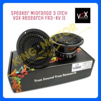 Speaker Midrange 3 Inch Vox Research FR3-KV