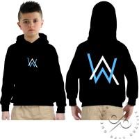 Hoodie Sweater Alan Walker - Anak