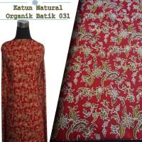 Kain Batik Katun Organik 031 / Kain Batik 100% Cotton (Per 0,5 Meter)